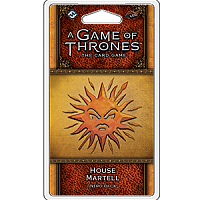 A Game of Thrones: The Card Game House Martell Intro Deck