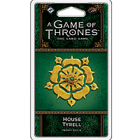 A Game of Thrones: The Card Game House Tyrell Intro Deck