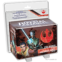 Star Wars: Imperial Assault - Ezra Bridger & Kanan Jarrus Ally Pack