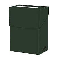 SOLID DECK BOXES- Forest Green