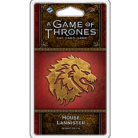 A Game of Thrones: The Card Game House Lannister Intro Deck