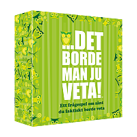 Det borde man ju veta!