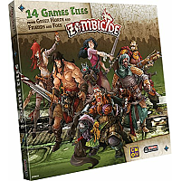 Zombicide Green Horde Tiles Set