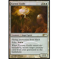 Karmic Guide ( Judge Foil )