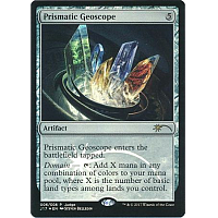Prismatic Geoscope ( Judge Foil )