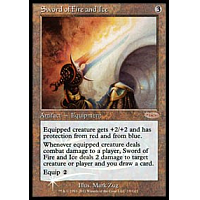 Sword of Fire and Ice ( Judge Foil )