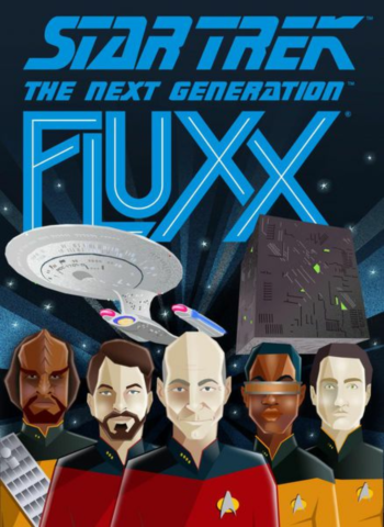 Star Trek: The Next Generation - Fluxx_boxshot