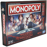 Monopoly Stranger Things