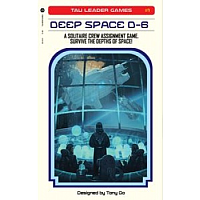Deep Space D-6 (2nd printing)