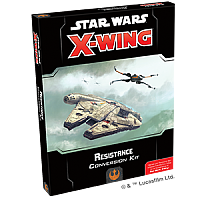 Star Wars: X-Wing Second Edition - Resistance Conversion Kit