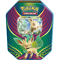 Pokémon: Evolution Celebration Tin Fall 2018: Leafeon-GX
