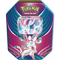 Pokémon: Evolution Celebration Tin Fall 2018: Sylveon-GX