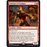 Emissary of Grudges