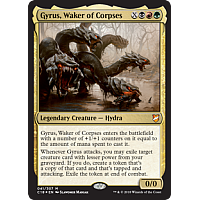 Gyrus, Waker of Corpses