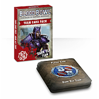 Blood Bowl Team Card Pack: Dark Elf