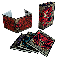 Dungeons & Dragons – D&D Core Rules Gift Set Limited Edition