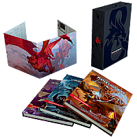Dungeons & Dragons – D&D Core Rules Gift Set