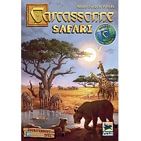 Carcassonne: Safari (Nordisk)