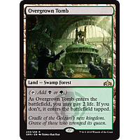 Overgrown Tomb (Foil)