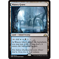 Watery Grave ( Foil )