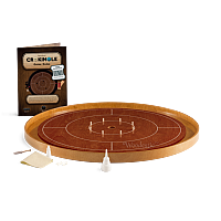 Crokinole TOURNAMENT – Cherry with Steamed Beech