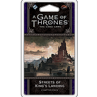 A Game of Thrones LCG 2nd Ed. - Dance of Shadows Cycle#3 Streets of King's Landing