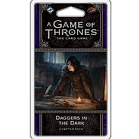 A Game of Thrones LCG 2nd Ed. - Dance of Shadows Cycle#6 Daggers in the Dark