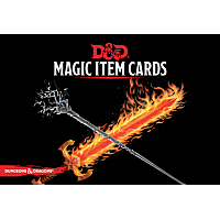 Dungeons & Dragons – Magic Item Cards
