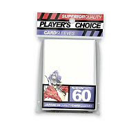 Player's Choice Small Sleeves - White