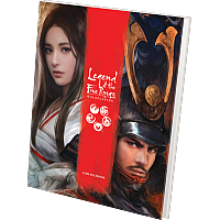 Legend Of The Five Rings Roleplaying Game: Core Rulebook