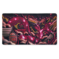 Dragon Shield Playmat - Magenta