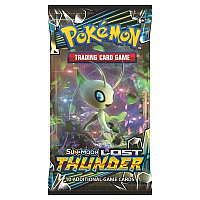 Sun & Moon: Lost Thunder Booster