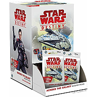 Star Wars Destiny: Across the Galaxy Display (36 boosters)