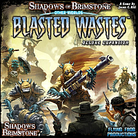 Shadows Of Brimstone: Blasted Wastes Otherworld