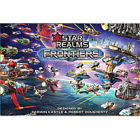 Star Realms : Frontiers (Deckbuilding Game, New Base Set)