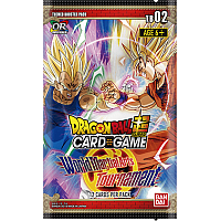 DragonBall Super Card Game: World Martial Arts Tournament Booster 02