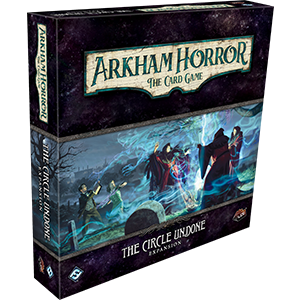 Arkham Horror: The Card Game - The Circle Undone_boxshot