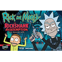 Rick And Morty: The Rickshank Redemption Deckbuilding Game