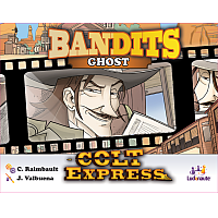 Colt Express - Bandits Scenario Pack: Ghost