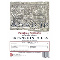 Falling Sky: The Gallic Revolt Against Caesar: Ariovistus Expansion