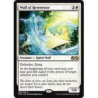 Wall of Reverence