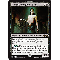 Tasigur, the Golden Fang
