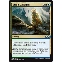 Urban Evolution ( Foil )
