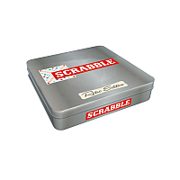 Scrabble: Retro Tin
