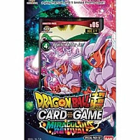 Dragonball Super Card Game: Season 5 Special Pack Miraculous Revival