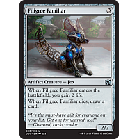 Filigree Familiar