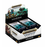 Warhammer Age of Sigmar: Champions TCG - Onslaught Booster Display