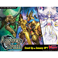 Cardfight!! Vanguard V - The Answer of Truth Extra Booster