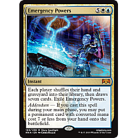 Emergency Powers (Prerelease)
