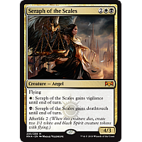 Seraph of the Scales (Foil)